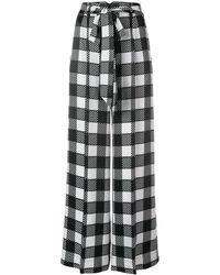 Temperley London Lena Tailored Pants - Black