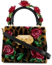 Dolce & Gabbana Welcome ハンドバッグ - マルチカラー
