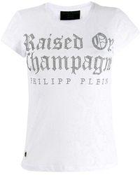 Philipp Plein - Ss Gothic Plein Tシャツ - Lyst