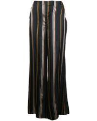 ROKSANDA - Arneau Striped Trousers - Lyst
