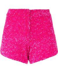 Manish Arora - Sequinned Shorts - Lyst