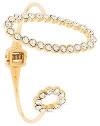 Ca&Lou - Oriana Embellished Bracelet - Lyst