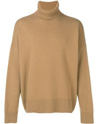 AMI Turtleneck Oversize Sweater - マルチカラー