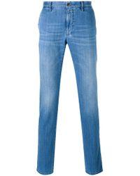 Incotex - Slim-fit Jeans - Lyst