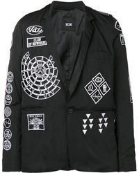 KTZ Scout パッチジャケット - ブラック