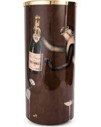 Fornasetti Umbrella Holder - Brown