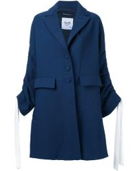 Rossella Jardini - Drawstring Sleeve Coat - Lyst