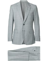 Gieves & Hawkes Two-piece Formal Suit - Gray