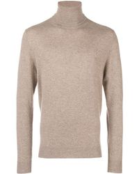 Chalayan Split Roll Neck Jumper - Multicolour