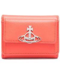 Vivienne Westwood Orb 財布 - レッド