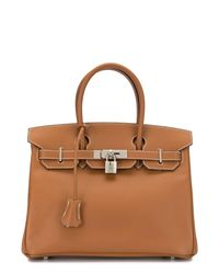 Hermès バーキン 30 ハンドバッグ - ブラウン