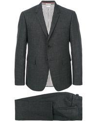 Thom Browne ツーピーススーツ - グレー