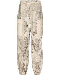 Paria Farzaneh Gore-tex Infinium Cargo Pants - Natural
