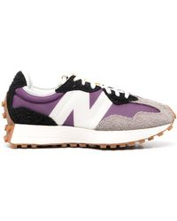 New Balance Nb 327 Low-top Sneakers - Paars