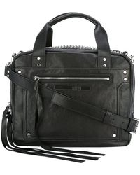 McQ Loveless Medium Duffle Bag - Black