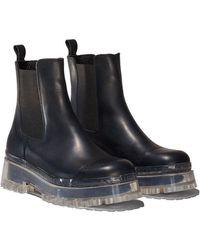 Marc Jacobs The Stomper ブーツ - ブラック