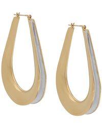 Annelise Michelson - Ellipse S Hoop Earrings - Lyst