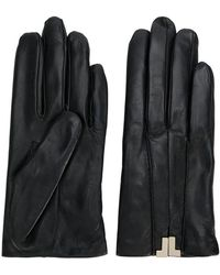 Lanvin - Classic Fitted Gloves - Lyst