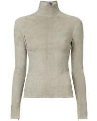 Ralph Lauren Collection - Ralph Lauren 290718918001 Pebble Grey - Lyst