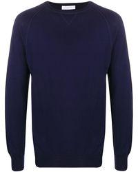 Cruciani Leichter Pullover - Blau