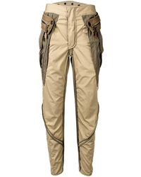 DSquared² Tapered Cargo Pants - Natural