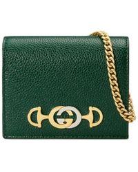 Gucci - Zumi Card Case - Lyst