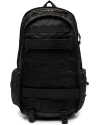 Nike ロゴ バッグパック - ブラック