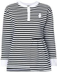 Peter Jensen | Striped Knitted Top | Lyst