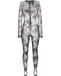 La Perla ジャンプスーツ - ブラック