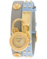 Versace Orologio Medusa Lock Icon - Blu