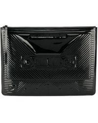 Corto Moltedo Big Cassette Clutch - Black