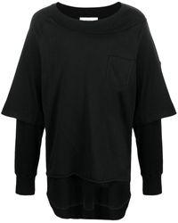 Facetasm - レイヤード Tシャツ - Lyst