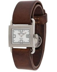 Hermès 2000s 'Barenia' Armbanduhr - Mehrfarbig