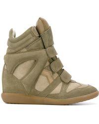 Étoile Isabel Marant Bekett Sneaker - Green