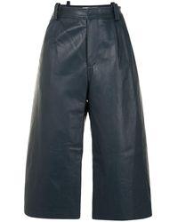 Christopher Esber Charli Knee-length Shorts - Blue