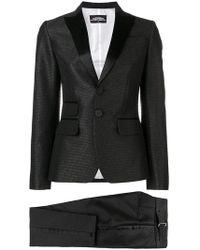 DSquared² - Klassischer Anzug - Lyst