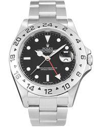 Rolex - Наручные Часы Explorer Ii Pre-owned 40 Мм 2006-го Года - Lyst