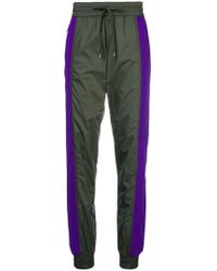 N°21 - Two-tone Tracksuit Trousers - Lyst
