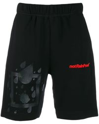 Styland Bermuda Shorts - Zwart