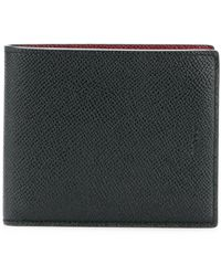 Bally Classic Bi-fold Wallet - Black