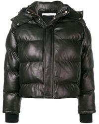 IRO - Hooded Puffer Jacket - Lyst