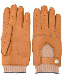 Brunello Cucinelli Перчатки С Перфорацией - Многоцветный