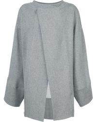 Osklen - Oversized Sweatshirt - Lyst