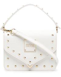 Versace Jeans Couture - Mini sac à détails de clous - Lyst