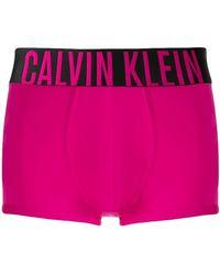 Calvin Klein - Branded Waistband Boxers - Lyst