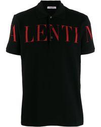 Valentino - Vltn ポロシャツ - Lyst