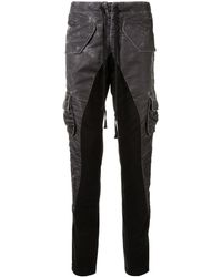 Greg Lauren - Tapered-Cargohose - Lyst