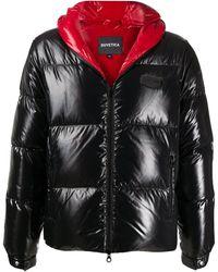 Duvetica パデッドジャケット - ブラック