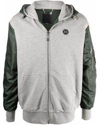 Philipp Plein - Куртка С Капюшоном И Нашивкой-логотипом - Lyst