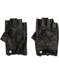 Karl Lagerfeld Handschoenen - Zwart